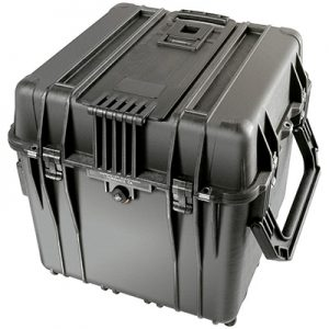 Pelican Cube Hard Shipping Cases