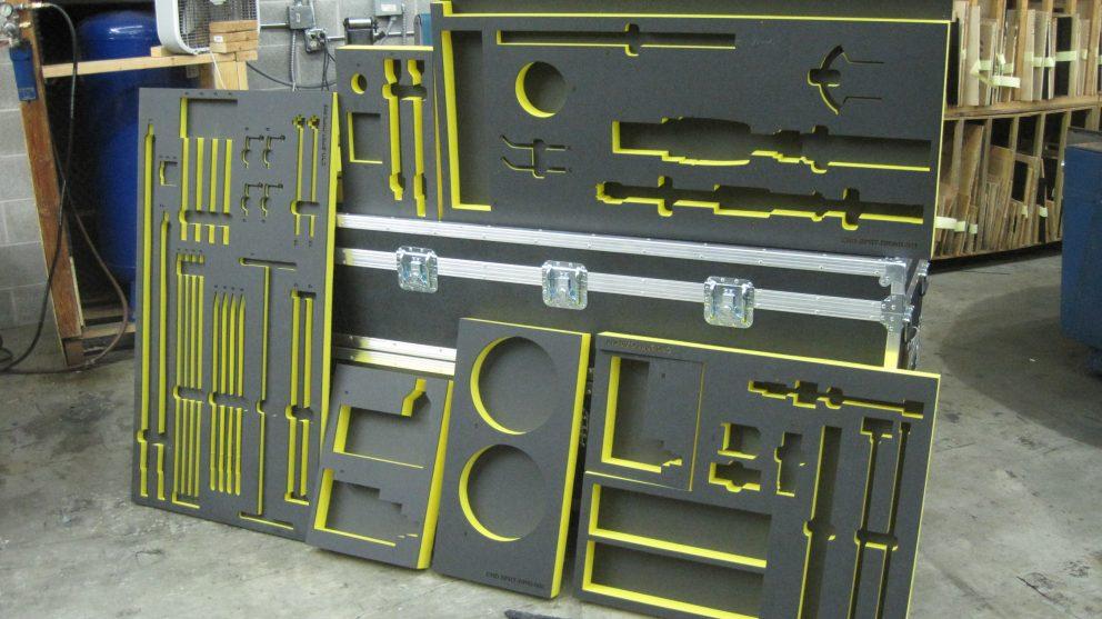 Custom Tool Foam