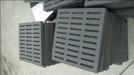 Custom Foam Packing Materials
